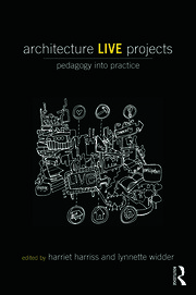 Featured Title - Architecture Live Projects - Harriss - 1st Edition book cover