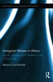Immigrant Women in Athens: Kennedy - 1st Edition book cover