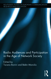 Radio Audiences and Participation in the Age of Network Society (Hardback) book cover