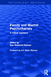The Social Context of Family Therapy