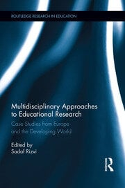 Multidisciplinary Approaches to Educational Research