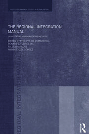 The Regional Integration Manual: Quantitative and Qualitative Methods