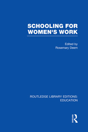 Schooling for Women's Work