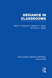 Deviance in Classrooms (RLE Edu M)