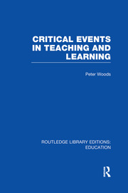 Critical Events in Teaching & Learning