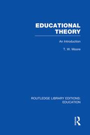 Educational Theory (RLE Edu K): An Introduction