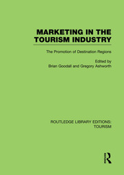 Marketing in the Tourism Industry (RLE Tourism): The Promotion of Destination Regions