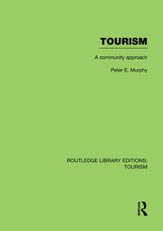 Tourism: A Community Approach (RLE Tourism)