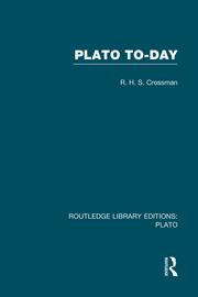 Plato Today (RLE: Plato)