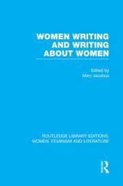Women Writing and Writing about Women
