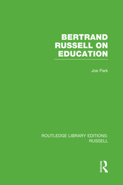 Bertrand Russell On Education