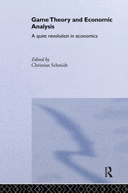 Game Theory and Economic Analysis: A Quiet Revolution in Economics