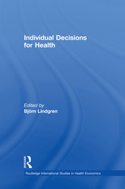 Individual Decisions for Health