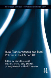 Conceptualizing Contemporary Immigrant Integration in the Rural United States and United Kingdom