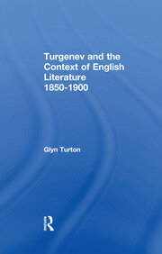 TURGENEV IN THE CRITICAL OUTLOOK OF HENRY JAMES