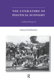 The Literature of Political Economy