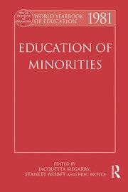 World Yearbook of Education 1981: Education of Minorities