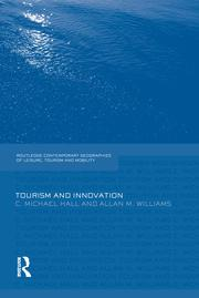 Tourism & Innovation, Hall - 1st Edition book cover