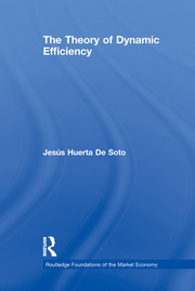 The Theory of Dynamic Efficiency