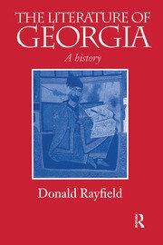 The Literature of Georgia: A History