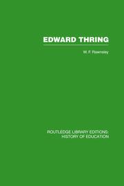 Edward Thring