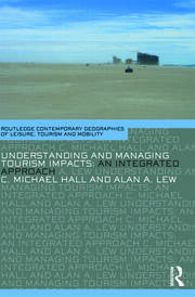 Understanding and Managing Tourism Impacts Hall - 1st Edition book cover
