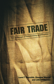 Fair Trade in the agriculture and food sector: Analytical dimensions