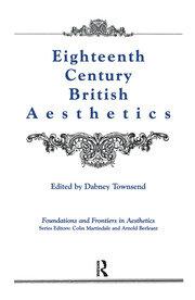 Eighteenth-Century British Aesthetics