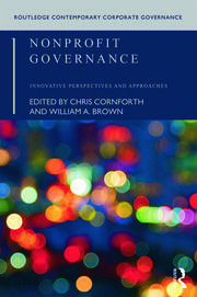 Nonprofit Governance: Innovative Perspectives and Approaches