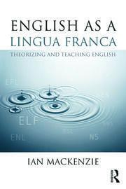 English Lingua Franca (Mackenzie) - 1st Edition book cover