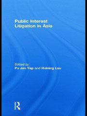 Public Interest Litigation in Asia