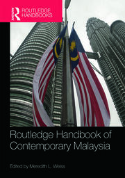 Routledge Handbook of Contemporary Malaysia - Weiss - 1st Edition book cover