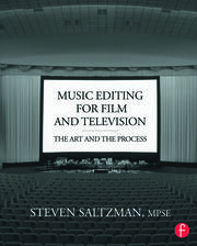 Featured Title - Saltzman - Music Editing for Film - 1st Edition book cover