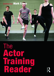 Actor Training Reader - 1st Edition book cover