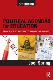 Political Agendas for Education *Spring* - 1st Edition book cover