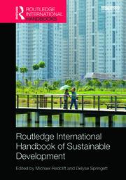 Routledge International Handbook of Sustainable Development