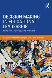 Decision Making in Educational Leadership