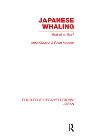 Japanese Whaling?: End of an Era