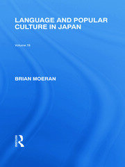 Language and Popular Culture in Japan