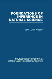 Foundations of Inference in Natural Science