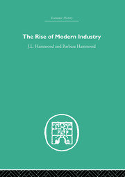The Rise of Modern Industry