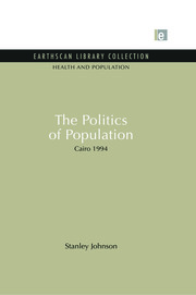 The Politics of Population: Cairo 1994