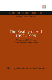 The Reality of Aid 1997-1998: An independent review of development cooperation