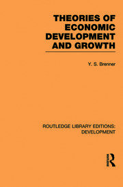 Theories of Economic Development and Growth