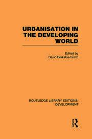 Urbanisation in the Developing World