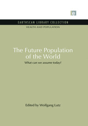 The Future Population of the World: What can we assume today