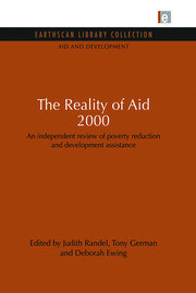The Reality of Aid 2000: An independent review of poverty reduction and development assistance