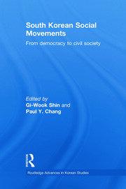 South Korean Social Movements: From Democracy to Civil Society