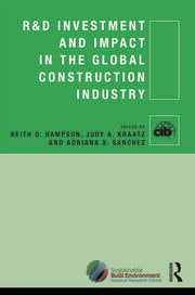 R&D Investment and Impact in the Global Construction Industry