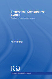 Theoretical Comparative Syntax: Studies in Macroparameters